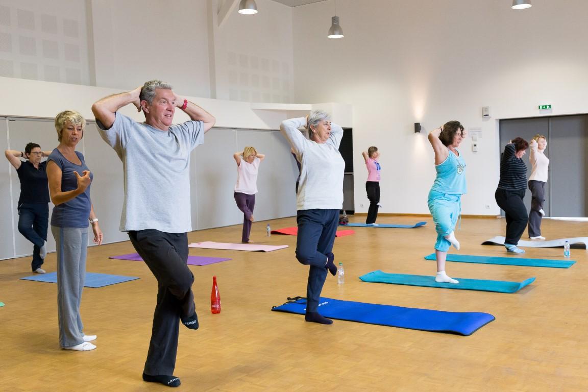 Stretching postural Labenne Landes