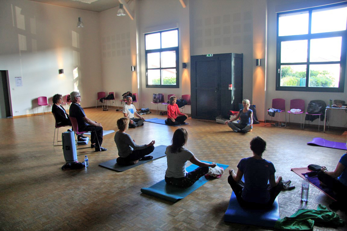 Méditation - Atelier du mouvement Labenne